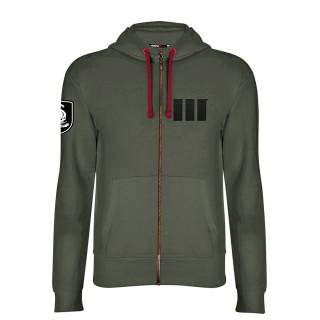 Mafia III Lincoln Military Hoodie - Kapucnis pulóver - Good Loot (XL-es méret) AJÁNDÉKTÁRGY
