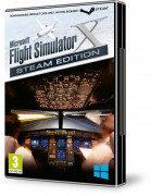Microsoft Flight Simulator X Steam Edition PC