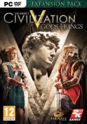 Sid Meier's Civilization V Gods and Kings (PC) Letölthető PC