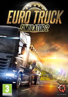 Euro Truck Simulator 2 (PC) Letölthető PC