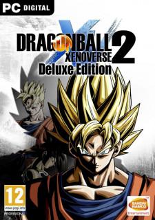 DRAGON BALL XENOVERSE 2 Deluxe Edition (PC) Letölthető PC