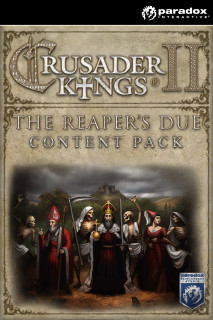 Crusader Kings II: The Reaper's Due Content Pack (PC) Letölthető PC