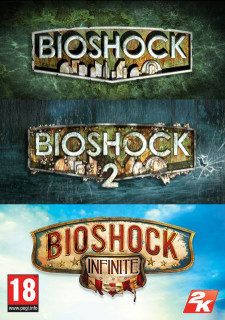 BioShock Triple Pack (PC) Letölthető PC