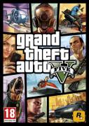 Grand Theft Auto V +  Whale Shark Card (PC) Letölthető PC