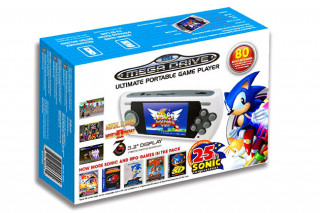 Sega Genesis Arcade Ultimate Portable 2016 Retro