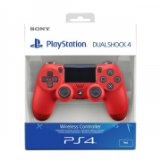 PS4 Sony Dualshock 4 Wireless Controller Piros (2016) PS4
