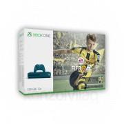 Xbox One S (Slim) 500GB (Kék) + FIFA 17 XBOX ONE