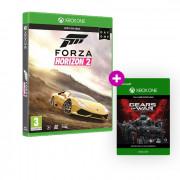 Forza Horizon 2 + ajándék Gears of War Ultimate token XBOX ONE
