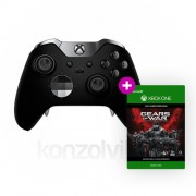Xbox One Wireless Elite Controller + ajándék Gears of War UltimateToken XBOX ONE