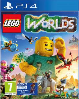 Lego Worlds (Magyar felirattal)  PS4