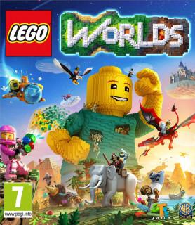 Lego Worlds (használt) Xbox One