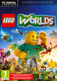 Lego Worlds (Magyar felirattal)  PC