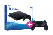 Playstation 4 (PS4) Slim 500GB + ajándék kontroller PS4