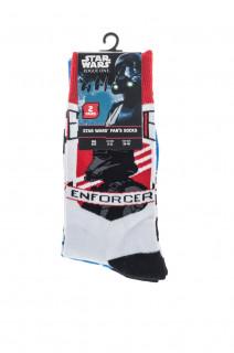 Star Wars - Rogue One Enforcer + Blue Leader zoknicsomag - Good Loot AJÁNDÉKTÁRGY