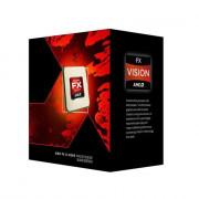 AMD X8 FX-9590 4.7GHz AM3+ Processzor (FD9590FHHKWOF) PC