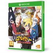 Naruto Shippuden Ultimate Ninja Storm 4: Road to Boruto (használt) XBOX ONE