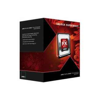 AMD X8 FX-8300 3.3GHz AM3+ Processzor PC
