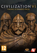 Sid Meier's Civilization VI - Vikings Scenario Pack (PC) Letölthető PC