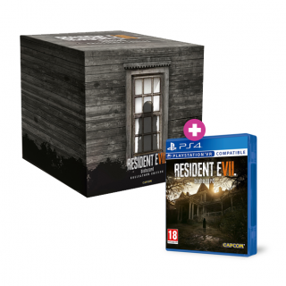 Resident Evil VII Biohazard Collectors Edition PS4
