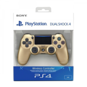 Playstation 4 (PS4) Dualshock 4 kontroller arany (2017) PS4