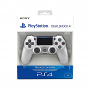 Playstation 4 (PS4) Dualshock 4 kontroller Silver (2017) PS4
