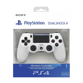 PlayStation 4 (PS4) Dualshock 4 Kontroller (Fehér) (2017) PS4
