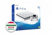 Playstation 4 (PS4) Slim 500GB Glacier White (fehér) PS4