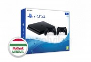 Playstation 4 (PS4) Slim 1TB + Dualshock 4 kontroller PS4