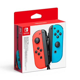 Nintendo Switch Joy-Con (Piros-Kék) kontrollercsomag Nintendo Switch