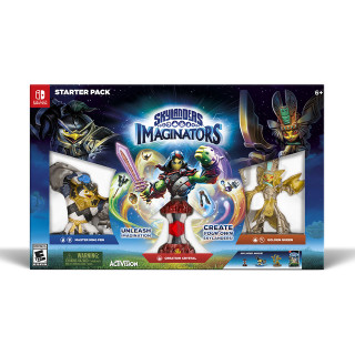 Skylanders Imaginators Starter Pack Nintendo Switch