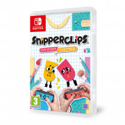 Snipperclips: Cut it out, together! Switch
