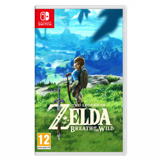 The Legend of Zelda: Breath of the Wild (használt) Nintendo Switch