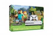 Xbox One S (Slim) 500GB + Minecraft  XBOX ONE
