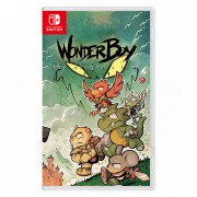 Wonder Boy: The Dragon's Trap Switch