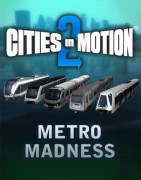 Cities in Motion 2: Metro Madness (PC) Letölthető