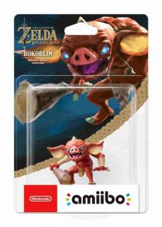 amiibo Zelda Bokoblin Wii