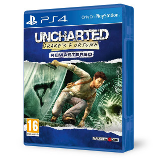 Uncharted: Drake's Fortune Remastered PS4