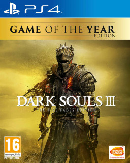 Dark Souls III (3) The Fire Fades Edition PS4