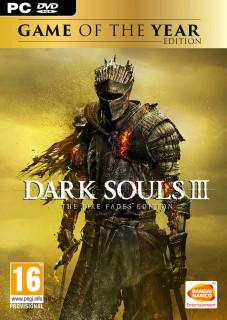 Dark Souls III (3) The Fire Fades Edition PC