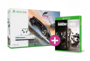 Xbox One S (Slim) 1TB Forza Horizon 3 + ajándék Rainbow Six Siege és választható ajándék XBOX ONE