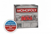 Monopoly Walking Dead Edition AJÁNDÉKTÁRGY