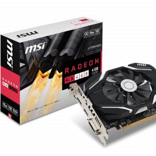 MSI Radeon RX 460 OC 4GB GDDR5 (V809-2210R) PC