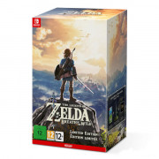 The Legend of Zelda: Breath of the Wild Limited Edition Switch