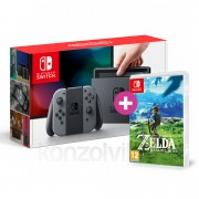 Nintendo Switch The Legend of Zelda Breath of the Wild Bundle Switch