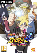 Naruto Shippuden: Ultimate Ninja Storm 4 : Road to Boruto (PC) Letölthető PC