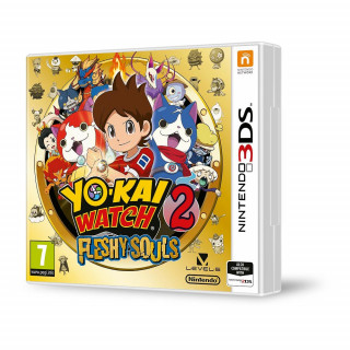 YO-KAI Watch 2 Fleshy Souls 3DS