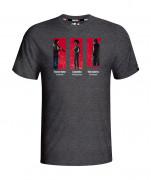 Mafia III Lieutenants T-shirt Grey - Póló - Good Loot (M-es méret) AJÁNDÉKTÁRGY
