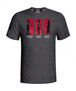 Mafia III Lieutenants T-shirt Grey - Póló - Good Loot (L-es méret) Ajándéktárgyak