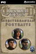Crusader Kings II: Mediterranean Portraits (PC) Letölthető PC