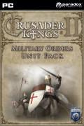 Crusader Kings II: Military Orders Unit Pack (PC) Letölthető PC